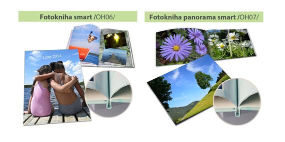 Fotokniha s potiskem desek zdarma až do velikosti A3/ČR