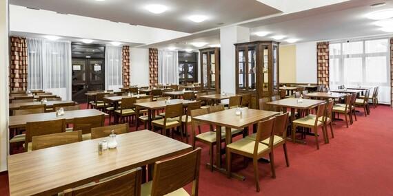 Praha pre dvoch už od jednej noci v hoteli Globus*** s parkovaním a raňajkami/Česko - Praha 4
