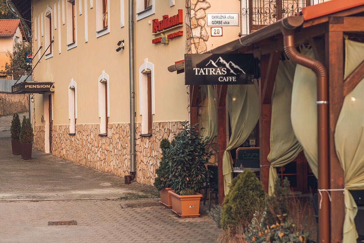 Romantika uprostred krásnej slovenskej prírody v penzióne Ferdinan...