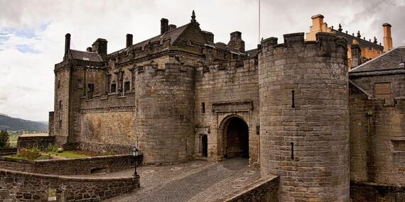 Po stopách legendy o Statočnom srdci s 4-dňovým leteckým zájazdom do Edinburghu/Edinburg - Veľká Británia