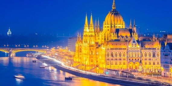 Hotel Belvedere**** len 1 zastávku metrom od centra Budapešti a s dieťaťom do 12 r. zdarma/Maďarsko - Budapešť