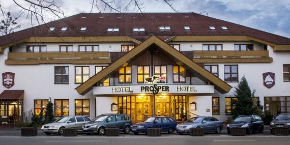 Hotel Prosper s polopenzí i vstupem do bazénu a saunové zóny bez omezení/Beskydy - Čeladná