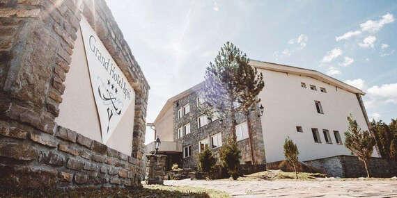Dovolenka v Grand Hoteli Spiš*** v nádhernom Slovenskom raji s výnimočnou platnosťou do mája 2022 / Čingov – Slovenský raj