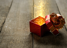 Darčeky, ktoré patria pod každý stromček