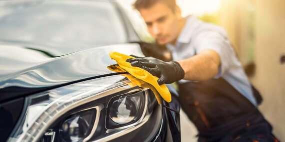 Rýchle a precízne umytie, tepovanie vozidla alebo čistenie klimatizácie ozónom/Zvolen