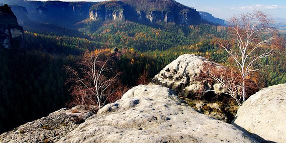 Oblíbený pobyt na hradě v Českém Švýcarsku: přidejte se ke stovkám spokojených zákazníků a užijte si pobyt ve zřícenině hradu Tolštejn s polopenzí a platností do října 2020/Lužické hory - Jiřetín pod Jedlovou