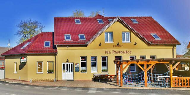 34% Jižní Čechy: 3–7 denní pobyt pro DVA se snídaní,…