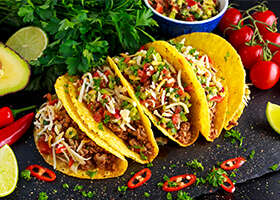 Máte chuť na niečo ostrejšie? Nech sa páči, je tu mexická kuchyňa!