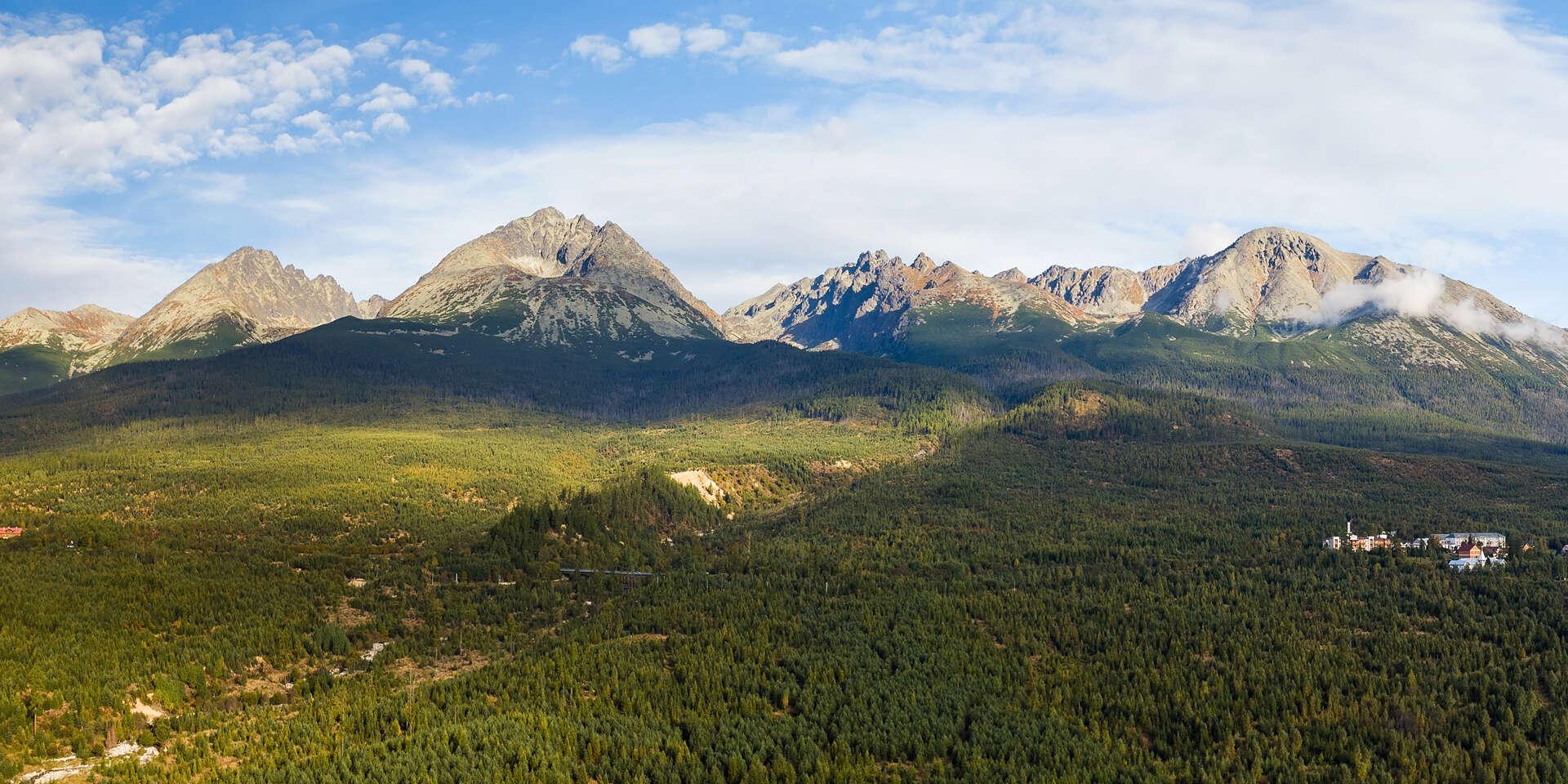 Oddych v srdci Vysokých Tatier v Horárni Sosna - ideálne miesto na spoznanie našich veľhôr