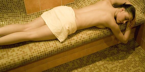 Liečebný pobyt s polpenziou, lekárskou prehliadkou, masážou, zábalom a wellness/Kúpele Štós