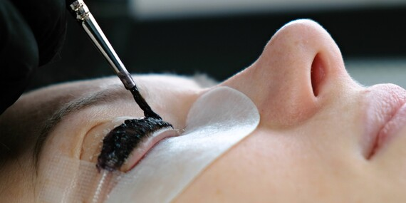 Sleva 63% na Lash Lifting & Botox řas pro vaše přirozeně krásné a zdravé řasy/Praha 5 - Smíchov