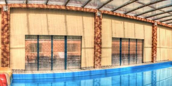 Malé Bielice v penzióne Kalinka s polpenziou, vstupom do termálneho bazéna a vírivky/Partizánske - Malé Bielice