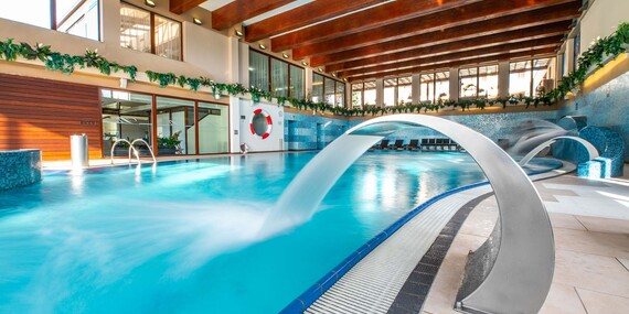Zima s polpenziou vo Wellness Hotel Diplomat****/Rajecké Teplice