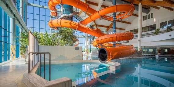 Superlacná dovolenka v apartmánoch s raňajkami a saunou pri maďarských termáloch Kehida/Kehidakustány, Maďarsko