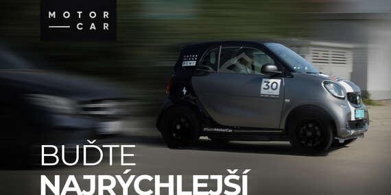 Zaži nekompromisné elektrické vozidlo – prenájom smart EQ fortwo/Bratislava