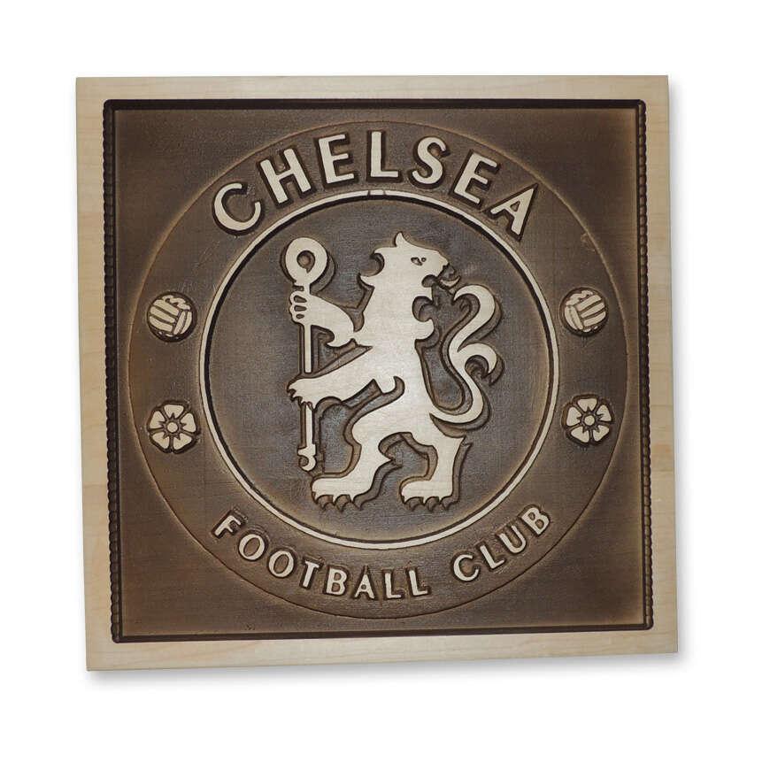 Drevené futbalové erby - unikátny darček od FutbalTour
