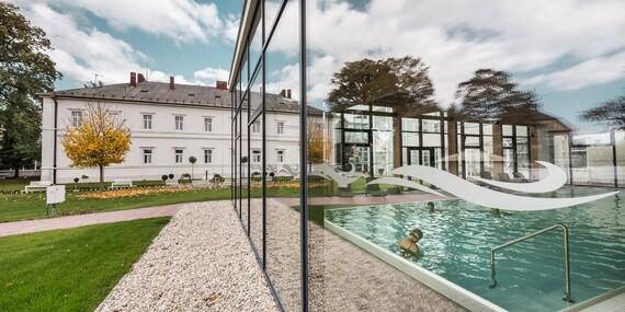 Relax v Hoteli Granit Piešťany*** - kúpeľný ústav F. E. Scherera s plnou penziou a až 10 procedúrami / Piešťany