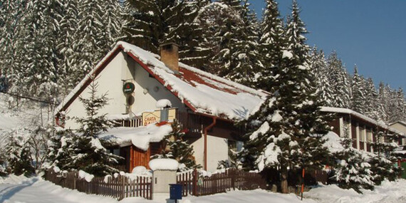 Chata Barborka v Horní Bečvě s polopenzí v blízkosti 7 lyžařských areálů/Beskydy - Horní Bečva