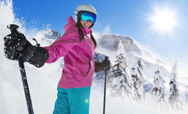 Lyžovačka v rakúskych Alpách s polpenziou v hoteli Sporthotel am Semmering***