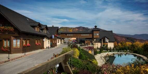 Novinka: Leto v horskom prostredí Starohorských vrchov vo Fuggerovom Dvore s panoramatickým výhľadom / Selce