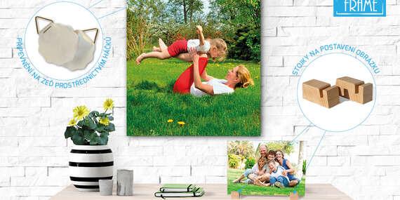 Fotorealistický obraz na PVC desce z vlastních fotografií ve velikosti A5 až A0 v kvalitním provedení a s dlouhou životností barev/ČR