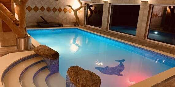 Hotel Podlesí na 2 nebo 3 noci s polopenzí, bazénem, ubytováním v krásném pokoji Lux a platností do ledna 2022/Vysočina / Ždárské Vrchy - Svratka