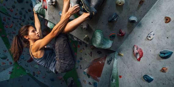 Lezecký zážitok pre dospelých aj detí v najväčšom lezeckom centre na východe T2 Boulder Arena/Košice