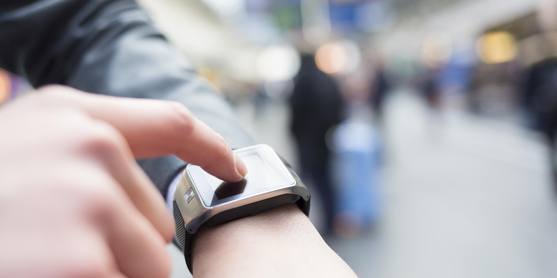 Inteligentné hodinky Smart Watch s možnosťou volania