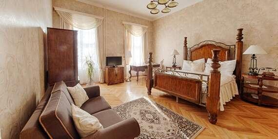 LAST MINUTE: Romantika so vstupom do wellness a polpenziou v Chateau Földváry****/Maďarsko - Öttevény