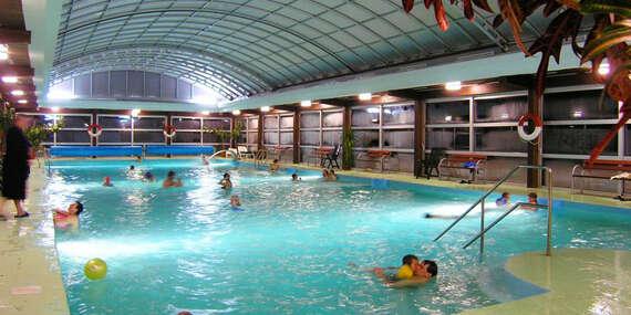 Oddych v Grand Hoteli Strand**** vo Vyšných Ružbachoch s krytým termálnym bazénom/Spiš - Vyšné Ružbachy