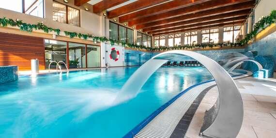 Tip na výnimočný darček: Jednodňový relax vo Wellness Hoteli Diplomat**** v Rajeckých Tepliciach/Rajecké Teplice