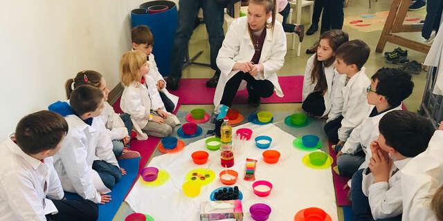 Denný letný tábor Malý vedec – pre deti od 5 do 12 rokov.
