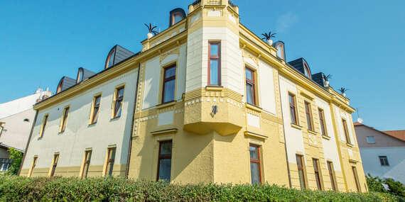 Poznejte hanáckou metropoli ze secesního hotelu Lafayette**** v klidné části Olomouce s Olomouc region Card na 48 hod ZDARMA při ubytování v létě/Olomouc