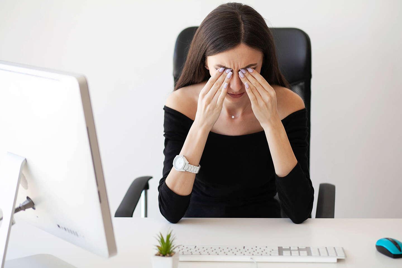 Na unavené či suché oči vám pomôže program Eyeblink