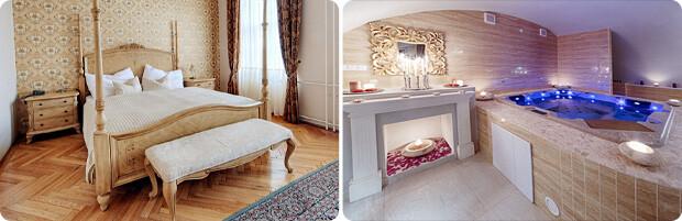 Ubytovanie v Chateau Foldváry