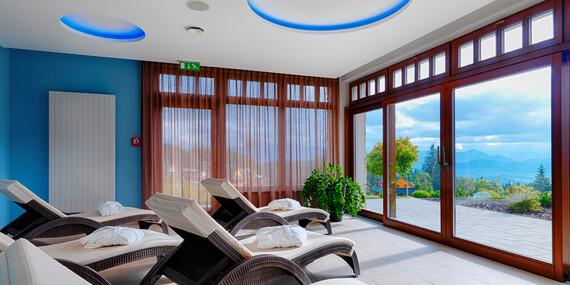 Hotel Green*** priamo pri nástupnej stanici lanovky SKI PARK Kubínska hoľa s wellness, polpenziou a platnosťou aj počas Veľkej noci/Orava - Kubínska Hoľa