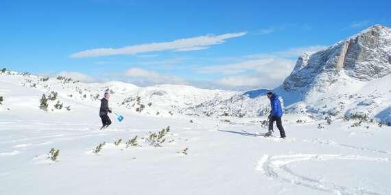 Lavínový kurz s horským sprievodcom – základný alebo rozšírený/Slovensko