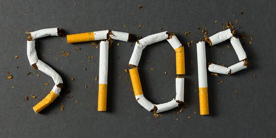 Antinikotínová terapia - čas prestať fajčiť je práve teraz/Bratislava - Ružinov