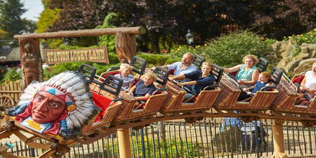 20% Zábavný den v německém Heide Parku včetně…