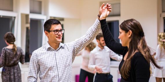 Tanečný rýchlokurz v Tanečnej škole TOP CENTRUM/Bratislava – Staré Mesto, Ružinov, Petržalka