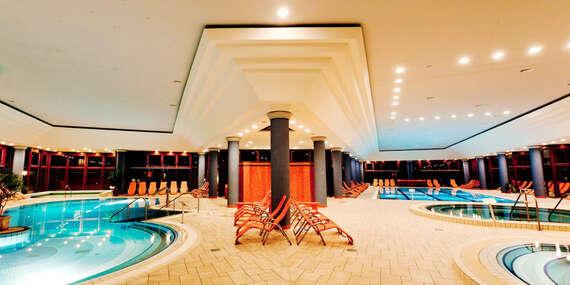 Pobyt s polopenzí nebo all inclusive a neomezeným wellness v 4* hotelu Greenfield v oblíbených lázních Bükfürdő a 2 děti do9 let zdarma/Maďarsko - Bükfürdő