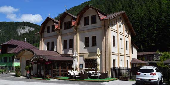 Pobyt v krásnom prostredí Slovenského raja pri lyžiarskych strediskách / Stratená