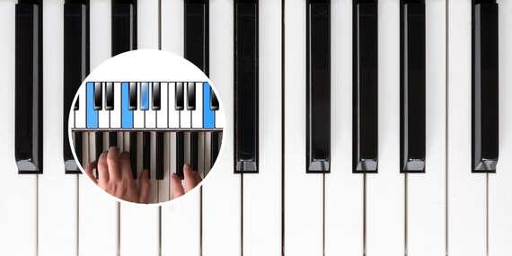 SMART PIANO - jednoduchý online kurz klavíra pre začiatočníkov s Viktorom Franekom / Slovensko