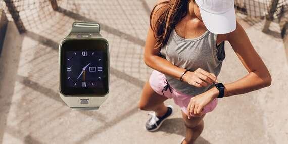 Inteligentní hodinky Smart Watch, Bass V8 nebo dětské hodinky s GPS lokalizací a HD displejem/Slovensko
