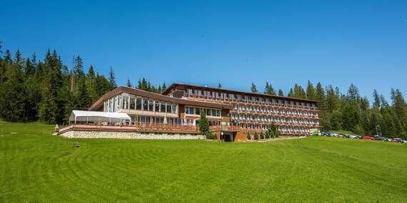 Senior pobyt v hoteli Magura s wellness a stravou – oddych pod štítmi Tatier/Vysoké Tatry - Ždiar