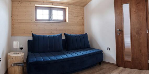 Ubytovanie v chate Marguška priamo na svahu Snowparadise Veľká Rača pre 6-10 osôb/Veľká Rača