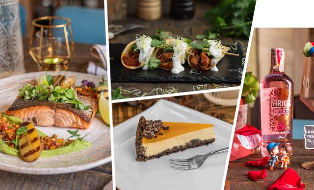 Romantické menu pre dvoch v obľúbenej reštaurácii Le Papillon v centre mesta