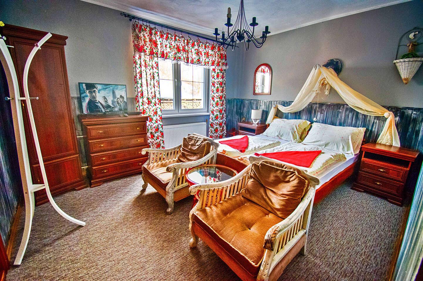 Krása Belianskych Tatier s ubytovaním pre 4 – 5 osôb a skvelými raňajkami v penzióne Šilon