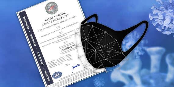 NOVINKA: Nanomaska s patentovanou technológiou alebo 50 ks jemných rúšok/Slovensko