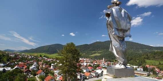 Objevte Terchovou, jeden z nejkrásnějších koutů Slovenska s ubytováním v penzionu Goral/Terchová
